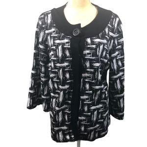 🎈5 for $35 Fashion Bug Cardigan Jacket Sz L